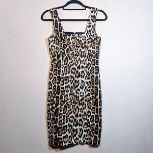 Alice + Olivia Leopard Dress | 2